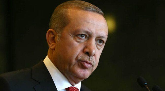 İnşaat işçisi gence Erdoğan'a haraketten tutuklama