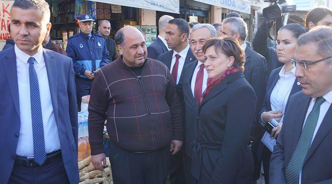 Bakan Fatma Güldemet Sarı'ya ikinci şok