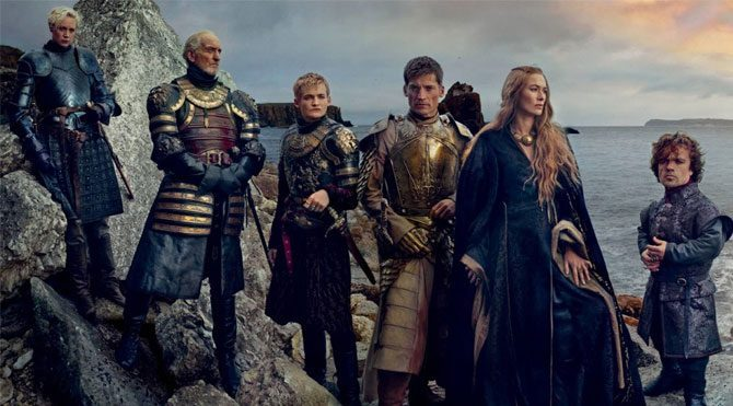 Game of Thrones korsan rekoru kırdı