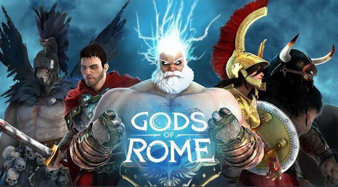 Gods of Rome piyasaya çıktı