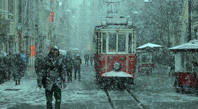 İstanbul'da yılbaşında kar yağışı olacak mı meteroloji açıkladı