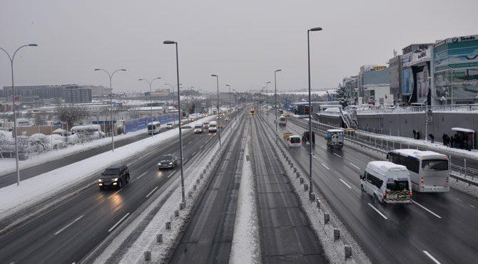 Yılbaşında İstanbul'da hava nasıl olacak?