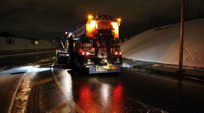 İBB'den kar alarmı