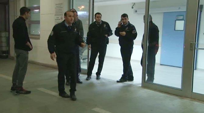 Mersin'de polise silahlı saldırı: 1 yaralı