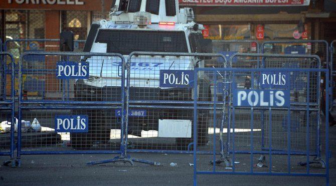 Sur'daki çatışmalarda 9 güvenlik görevlisi yaralandı