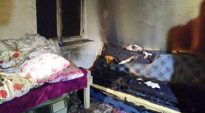 Soba devrildi, yangın çıktı, 2 çocuk öldü