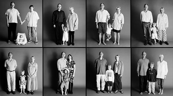 Bir ailenin 22 yıllık serüveni