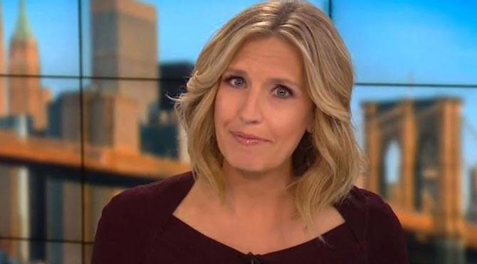 CNN muhabiri canlı yayında bayıldı