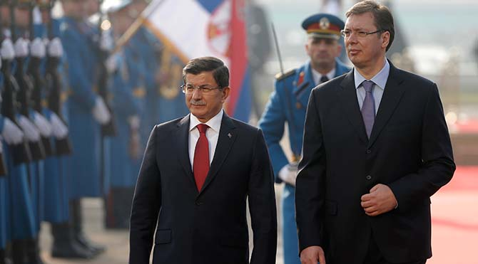 Sırbistan'dan Türkiye'ye Rusya için arabuluculuk mesajı