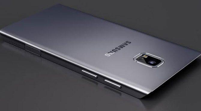 Galaxy S7 sahibini gözünden tanıyacak
