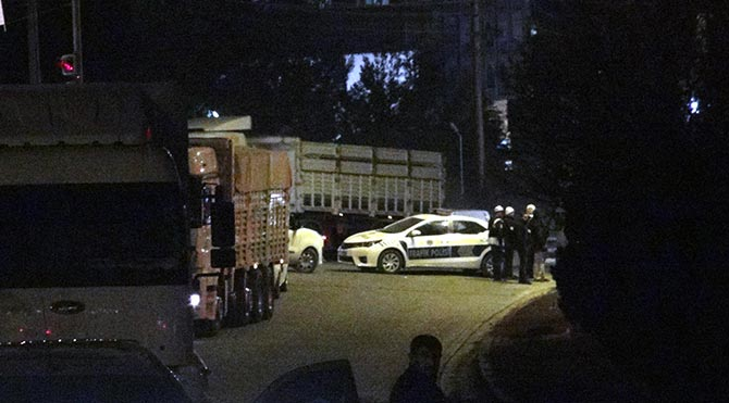 Mardin'de 150 kilogramlık bomba imha edildi!
