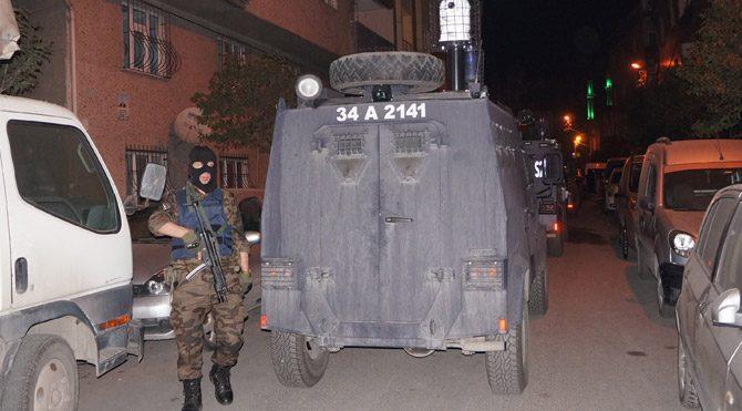 PKK'nın hücre evlerine operasyon