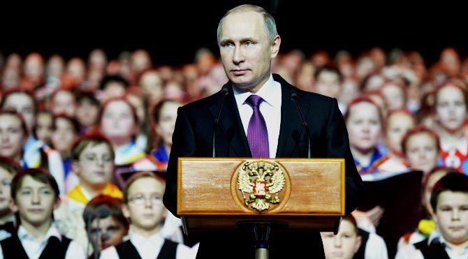 Putin'in sözleri kitap oldu