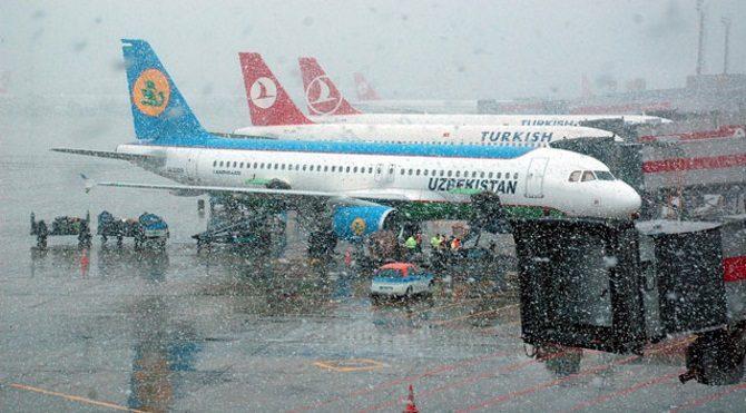 Hangi THY uçak seferleri iptal edildi? 30-31 Aralık 2015