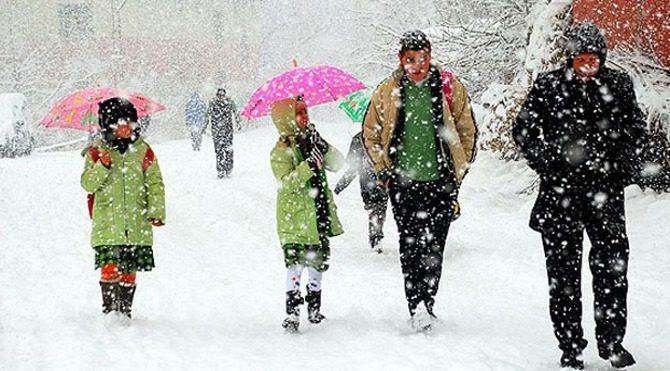 İstanbul'da yarın okullar tatil mi? Gözler İstanbul Valiliğinde!