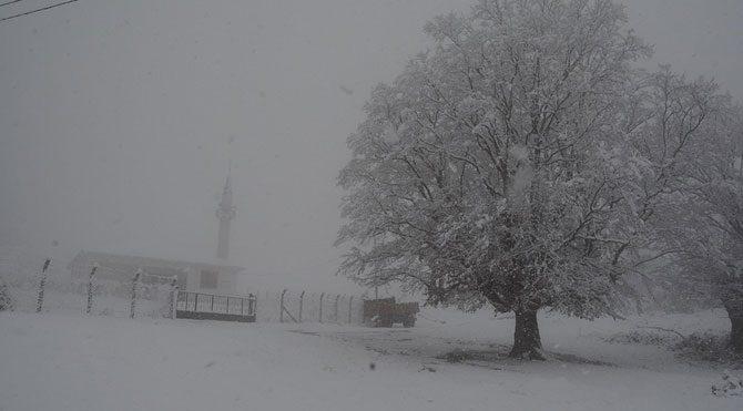 İstanbul'dan ilk kar tatili haberi