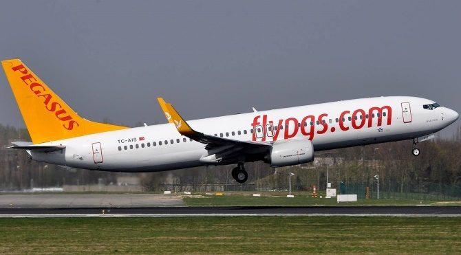 Hangi Pegasus uçak seferleri iptal edildi? 30 Aralık 2015