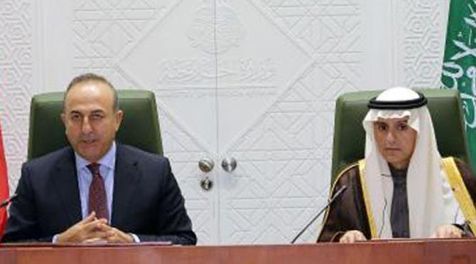 Türkiye ve Suudi Arabistan arasında ortak karar!