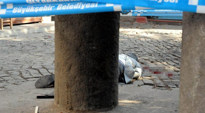Tahir Elçi cinayetinde yeni görüntüler