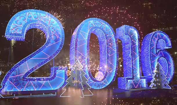 İstanbul'da yeni yıl coşkusu