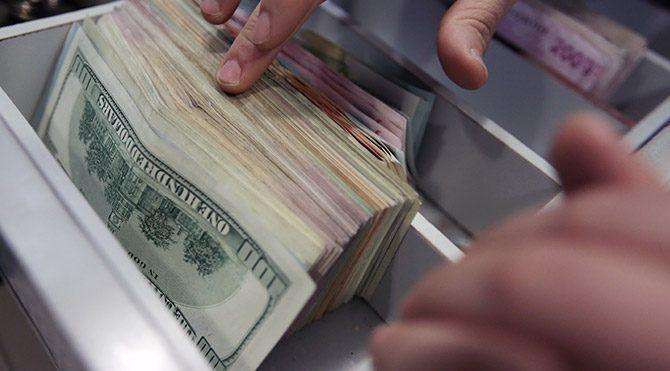 Dış borç stoku 406 milyar dolar oldu