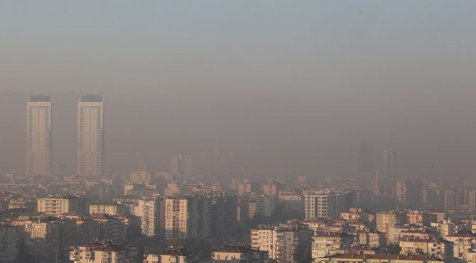 İstanbul için ürküten hava kirliliği raporu!