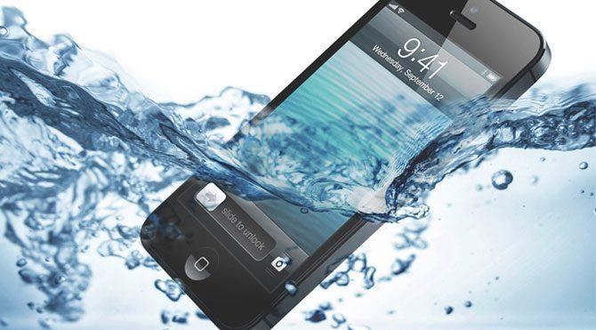 Su geçirmez iPhone geliyor