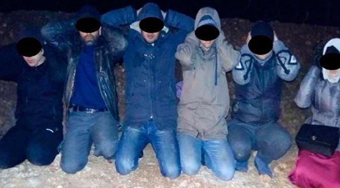 Gaziantep'te 4, Kilis'de 6 IŞİD'li yakalandı