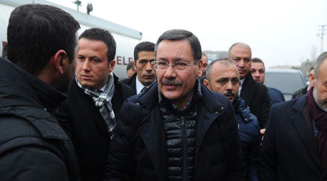 Melih Gökçek'ten CHP'ye yasak!
