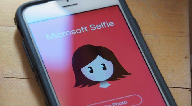 Microsoft'tan sürpriz uygulama
