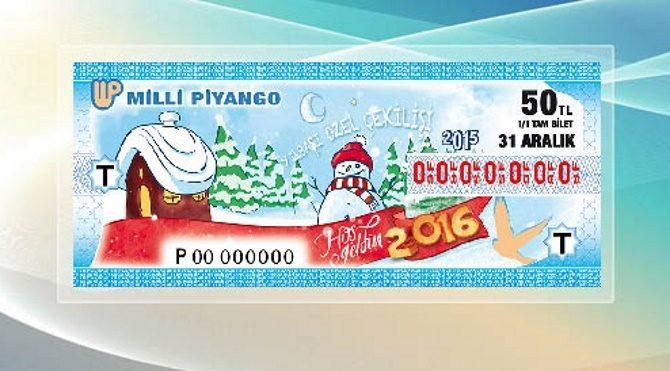 Milli Piyango yılbaşı ikramiyesi çeyrek bilete! Milli Piyango bileti sorgulama aracı için tıkla!