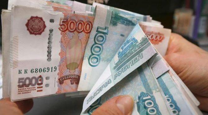 Ruble yüzde 24 değer kaybetti