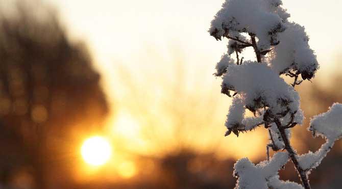 Güneş kar toplar mı?