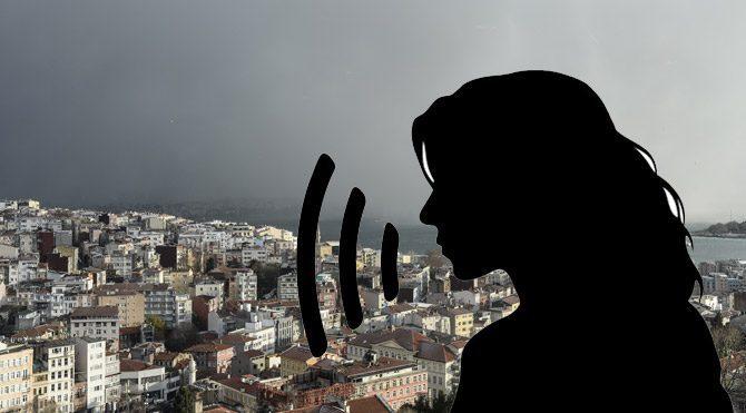 İstanbul'da esrarengiz ses alarmı