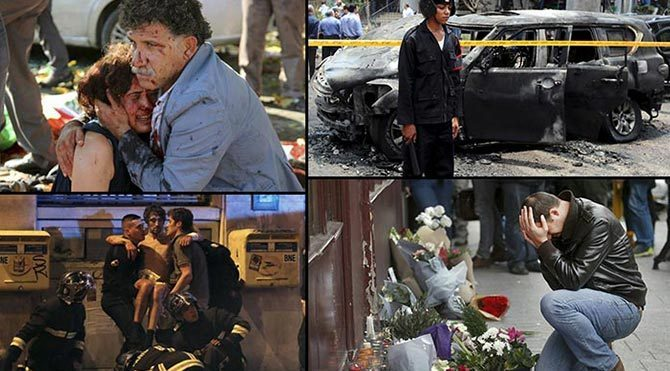 2015: Avrupa'da terör yılı