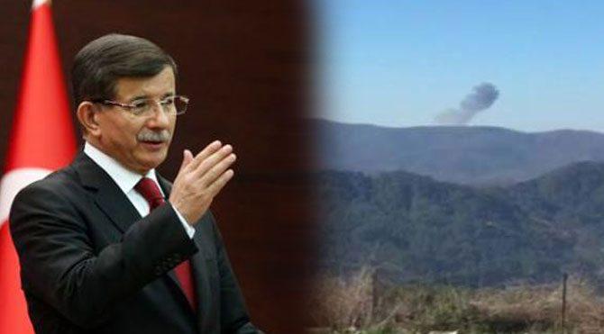 Ahmet Davutoğlu da çark etti