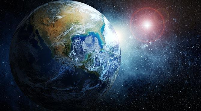 Dünya'da oksijen nasıl oluştu?