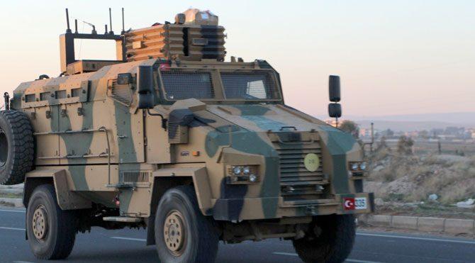 PKK'dan zırhlı polis aracına saldırı