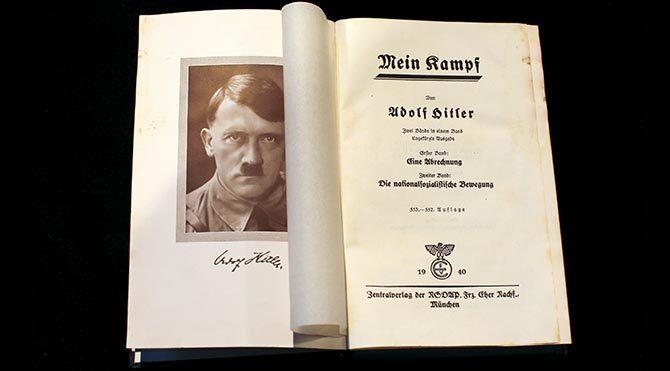 Kavgam 70 yıl aradan sonra Almanya'da basılacak