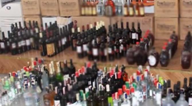 Sahte içki nasıl anlaşılır?
