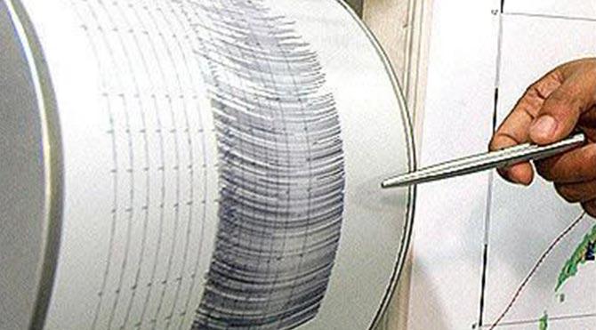 Hindistan'da 6.8 büyüklüğünde deprem