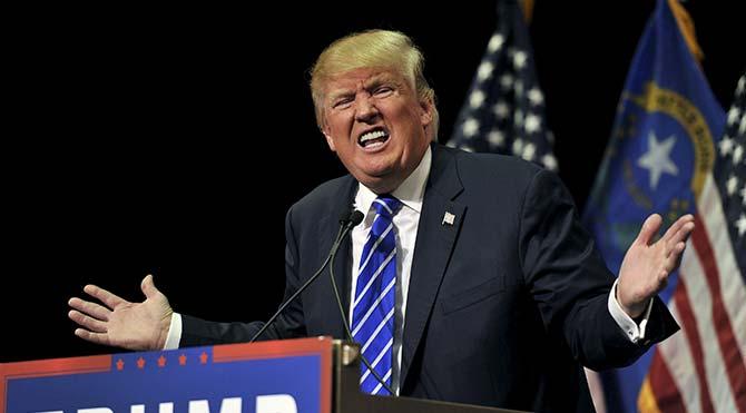 Jimmy Kimmel, Donald Trump'ı tiye aldı