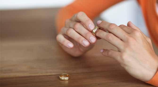 Bunu yapanların evliliği bitiyor!