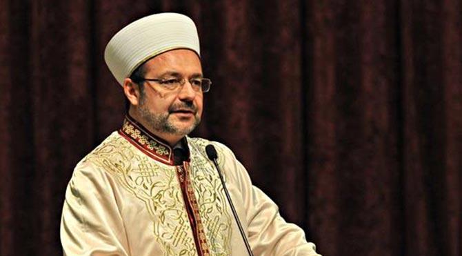 Mehmet Görmez, skandal fetva sonrası NTV'de programa katılamadı!