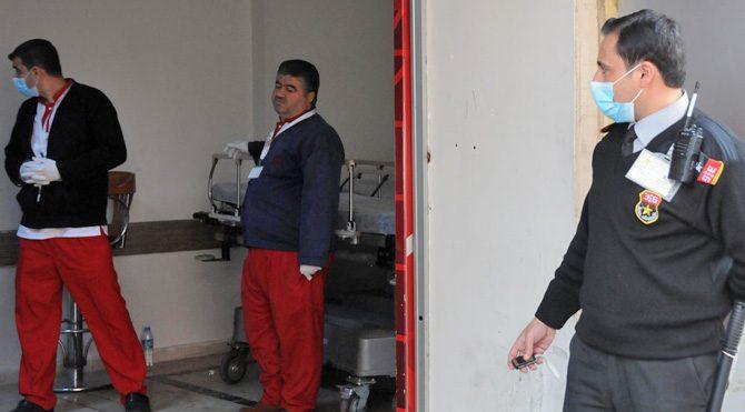 Gaziantep'te 'domuz gribi' karantinası