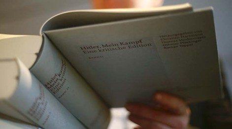 Almanya'da 70 yıl aradan sonra basılan 'Kavgam' ilk günde tükendi