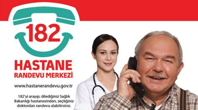 Online Hastane Randevu Alma