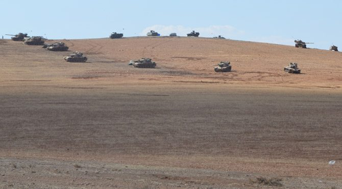 Irak: Türk askerine saldırı olmadı