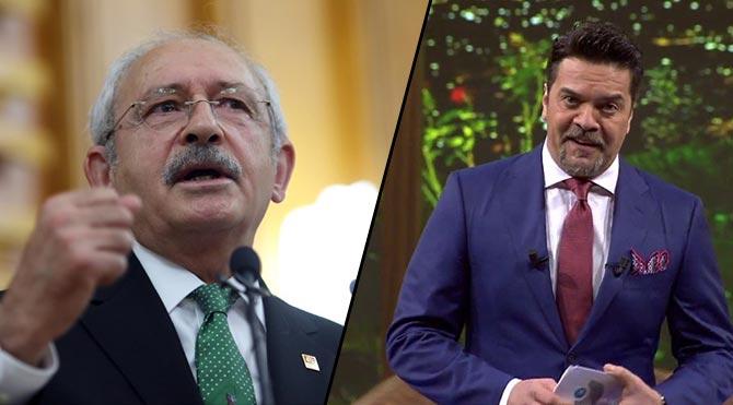 Kılıçdaroğlu'ndan Beyazıt Öztürk'e sert tepki!