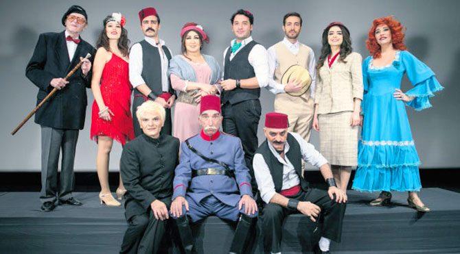 Ünlü isimlerden İstanbulname müzikali